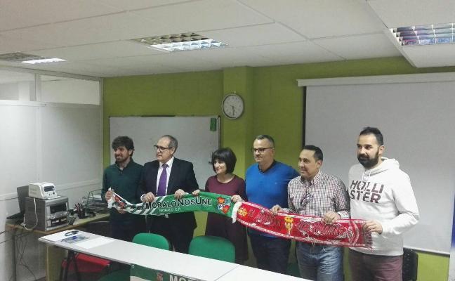 El Moralo se alía con el Sporting de Gijón