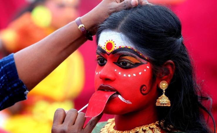 Balrang Festival 2017 en Bhopal