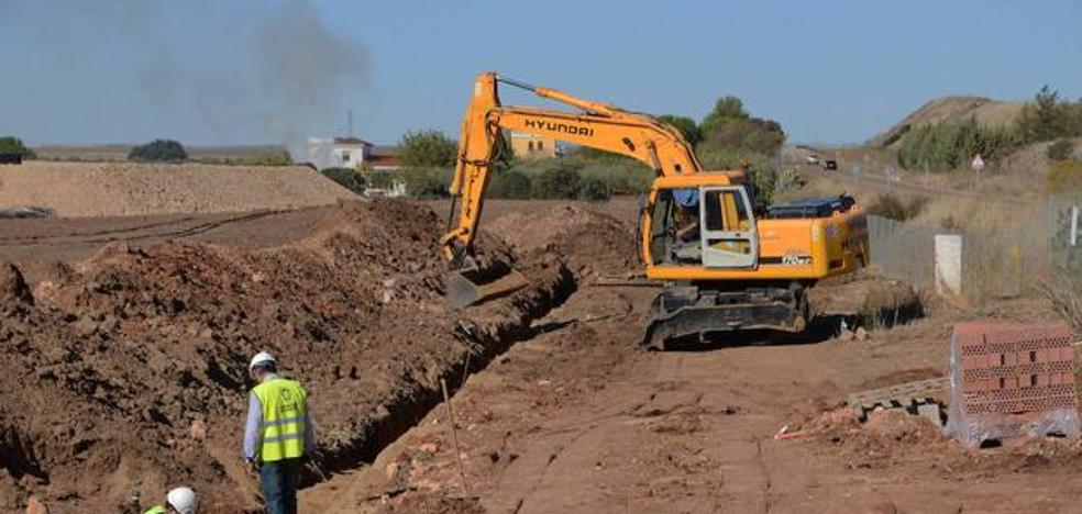 Acuerdan la construcción de la terminal ferroviaria de mercancías de la Plataforma de Badajoz