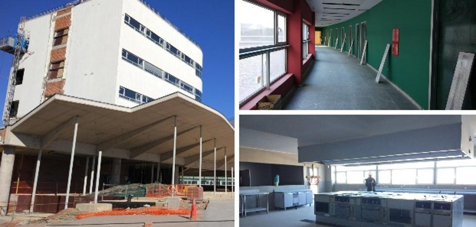 Hospital universitario Ciudad de Cáceres, nombre propuesto por el SES
