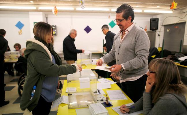 El ambiente electoral, en imágenes