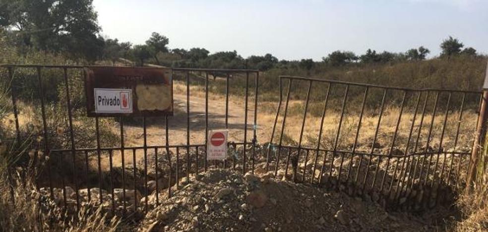 El catálogo de caminos públicos de Cáceres puede sufrir cambios tras aprobarse