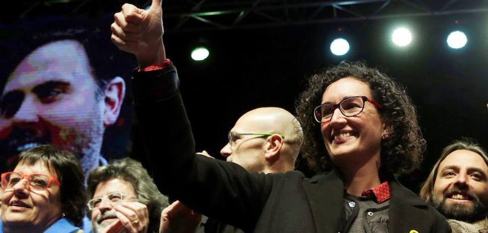 La Guardia Civil incluye a Rovira, Mas y Gabriel en el comité estratégico del procés