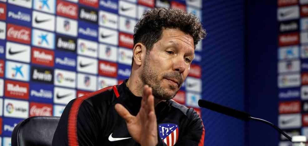 Simeone: «Torres hace pocos goles, pero es el ídolo del club»