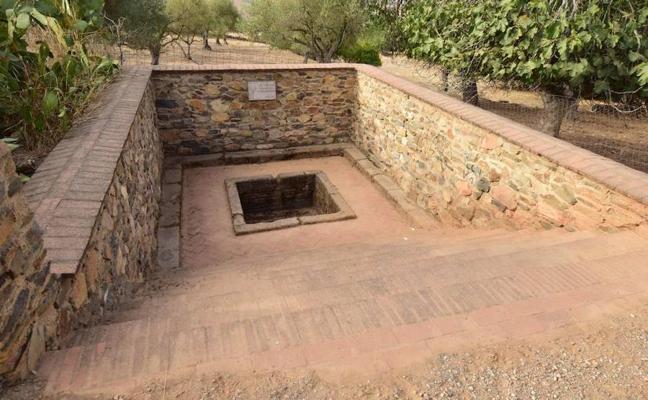 Inician el expediente para que 'La cultura del agua' de Valverde de Burguillos sea bien cultural