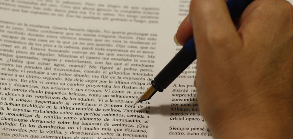 Escribir a ciegas