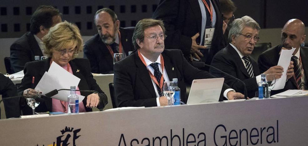 Acciones judiciales para defender a España ante la FIFA