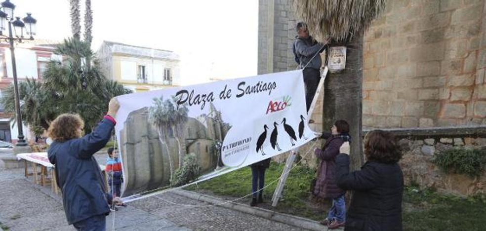 La recuperación de la Plaza de Santiago, con dinero de los fondos europeos