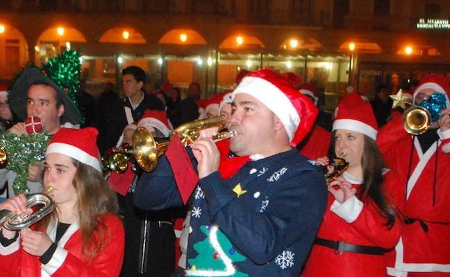 La jornada navideña de hoy en Trujillo contará con teatro y música con pasacalles