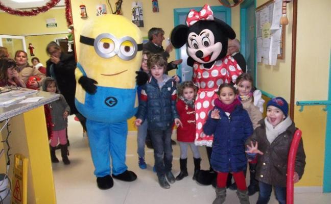 Talleres infantiles en Almaraz para acabar el año