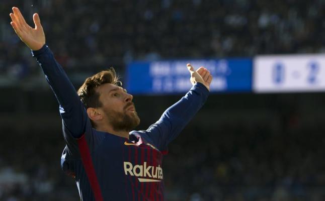 La satisfacción no confesada del Barça en el Bernabéu