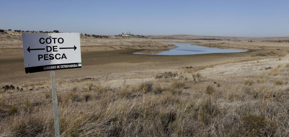 La sequía origina un gasto de 2.500 euros diarios en energía por el bombeo del Almonte