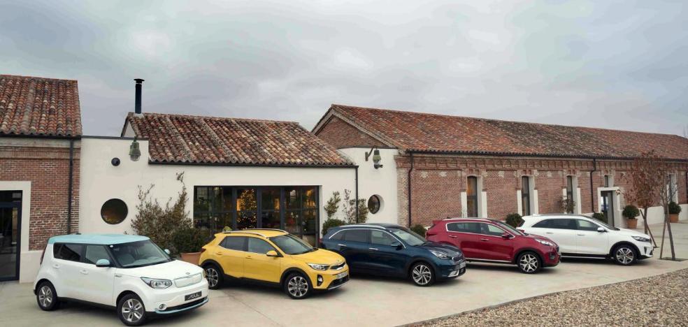 Uno de cada tres coches vendidos son SUV y KIA tiene la gama más completa