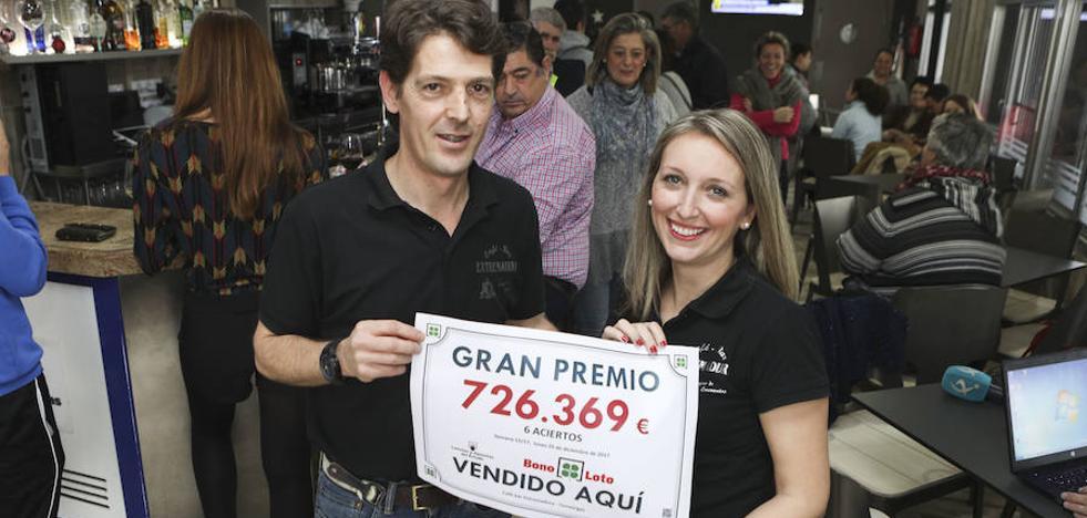 Torreorgaz busca al ganador de la Bonoloto