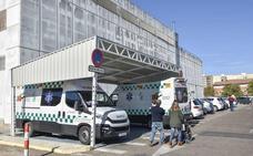 Comienzan a funcionar las nuevas ambulancias de soporte vital básico en Extremadura