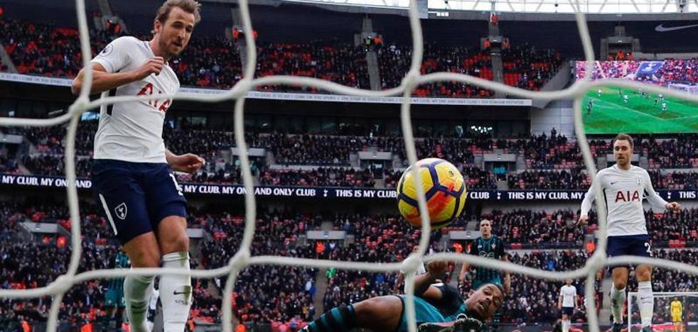 Harry Kane supera a Messi como máximo goleador del año