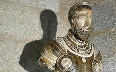 La familia Falcó retira el busto de Carlos V de la subasta