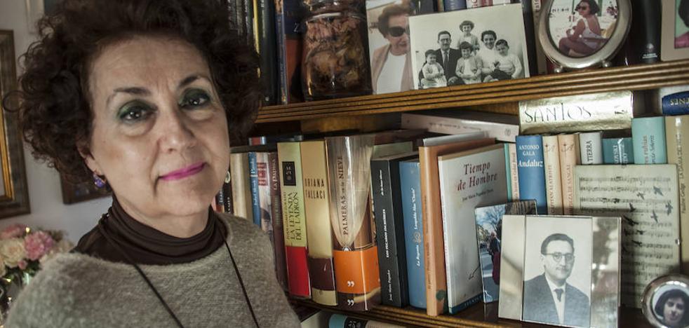 Julita de la Cruz: «Quítenle cuanto antes la calle a mi padre»