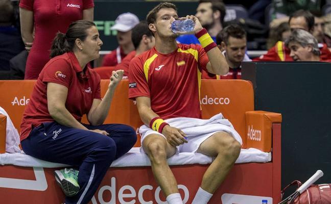 La Copa Davis se toma un año de transición sin Nadal
