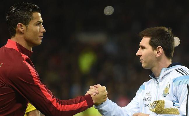 Messi y Ronaldo, el colofón a dos carreras de leyenda pasa por Rusia 2018