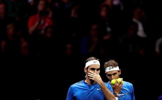 Nadal resurge, Muguruza domina y Federer sigue siendo el rey