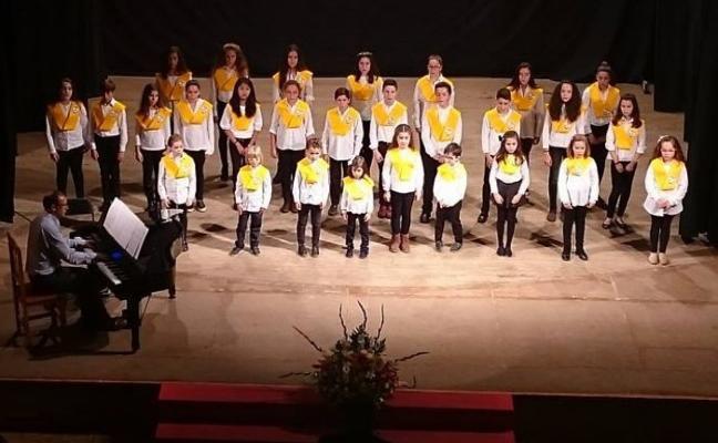 El Coro Santa María de Trujillo une música y poesía en el recital de hoy