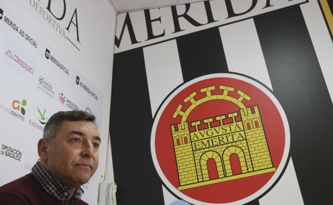 «Me merezco entrenar al Mérida»