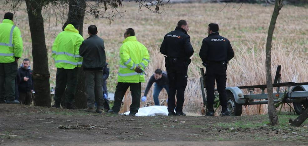 El hombre encontrado en el Guadiana podría llevar varios meses muerto