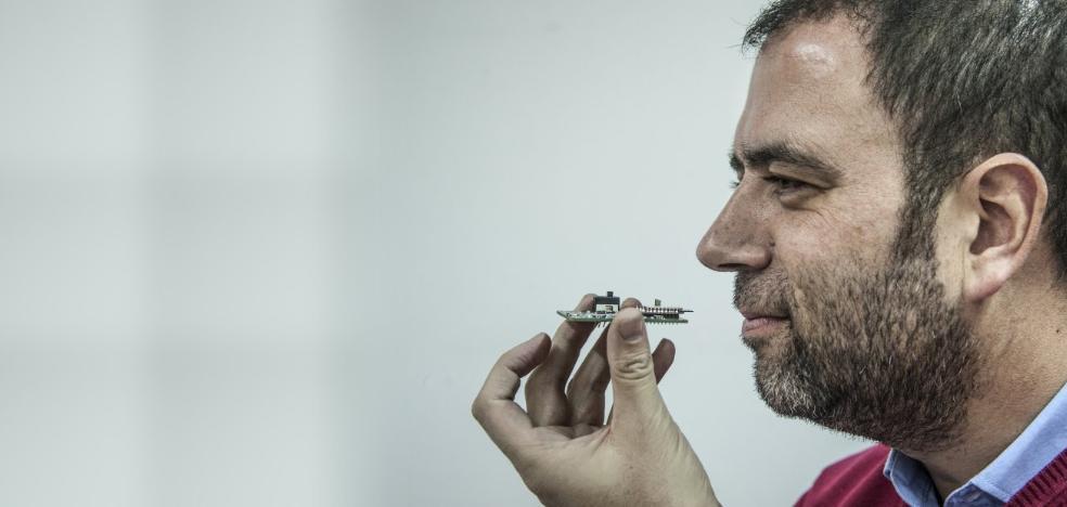 Una nariz electrónica que detecta explosivos y agentes peligrosos