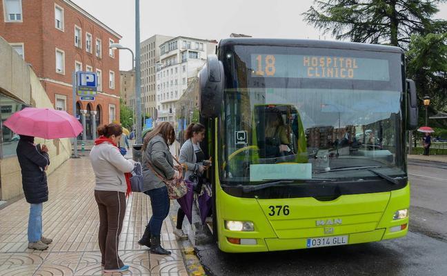 Badajoz obtiene una subvención estatal de 450.000 euros para transporte urbano