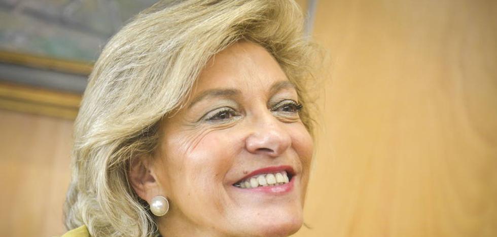 Cristina Herrera cree que el Ministerio tiene una «gran sensibilidad» con los productores de cava extremeños