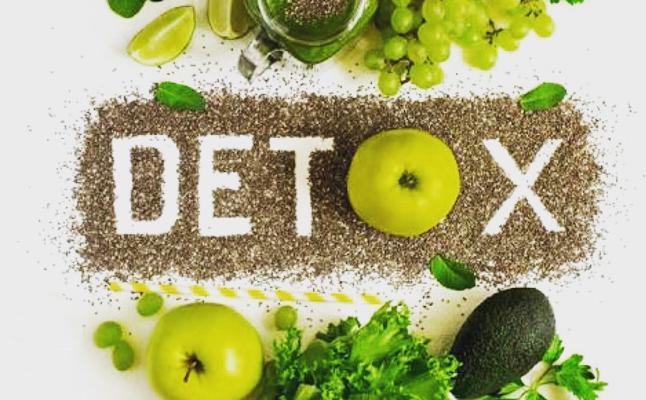 Los cambios détox que debes hacer en tu dieta