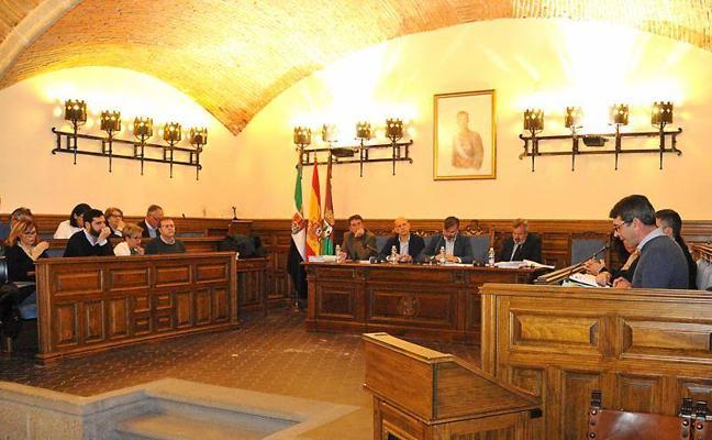 Plasencia aprueba un presupuesto dotado con 36,6 millones