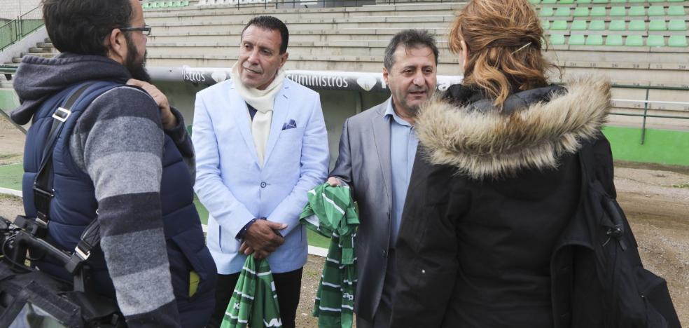Ximo Mas, el elegido por el Cacereño