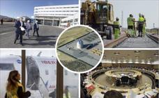 2018 llega a Extremadura con promesas de obras