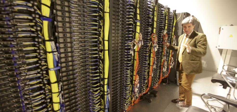 Los dos supercomputadores Lusitania operan ya desde el CCMI de Cáceres