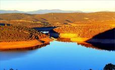 Las presas del Guadiana bajan un 15% y las del Tajo un 11% tras un año de sequía