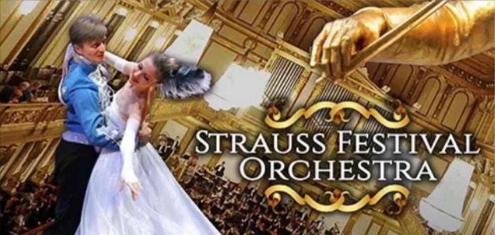 Más de 30 músicos interpretarán este sábado los valses y polkas de Strauss