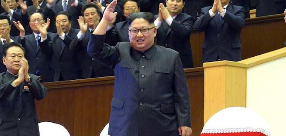 Kim Jong un: «EE UU está a nuestro alcance y hay un botón nuclear en mi despacho»