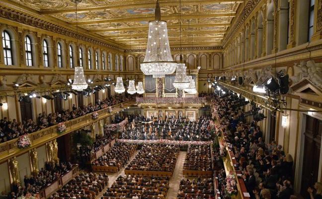 1.000 millones de espectadores para el Concierto de Año Nuevo de la Filarmónica de Viena
