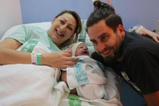 Isco, primer bebé nacido en Mérida este año