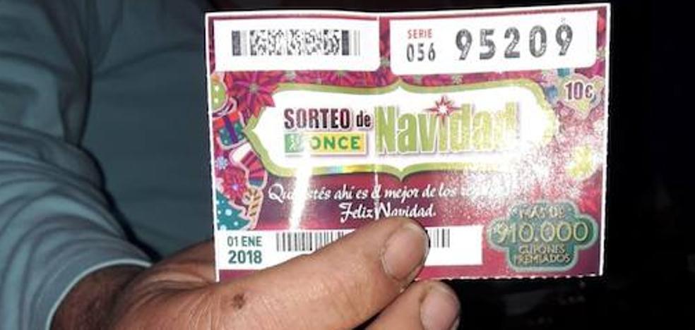 El sorteo especial de la ONCE deja 400.000 euros en Los Santos de Maimona