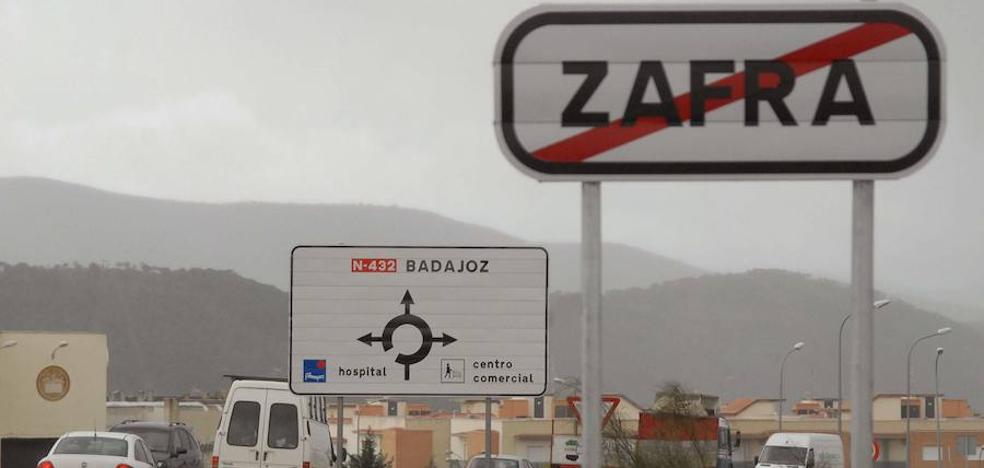 La variante de Zafra tendrá un coste de 30 millones de euros