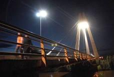 Un hombre fallece junto al Puente Real de Badajoz
