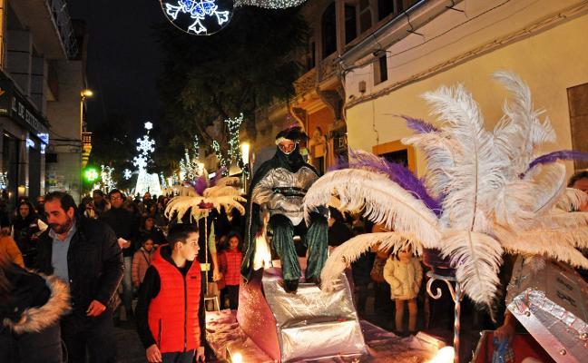 Casi 500 personas y 23 carrozas formarán parte del desfile de la cabalgata de Reyes de Don Benito