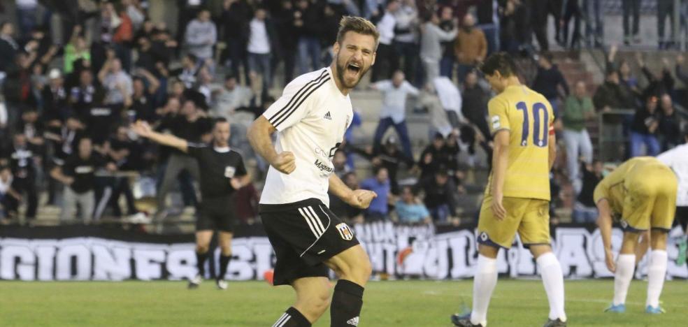El Badajoz refuerza su zaga con Rafa Navarro