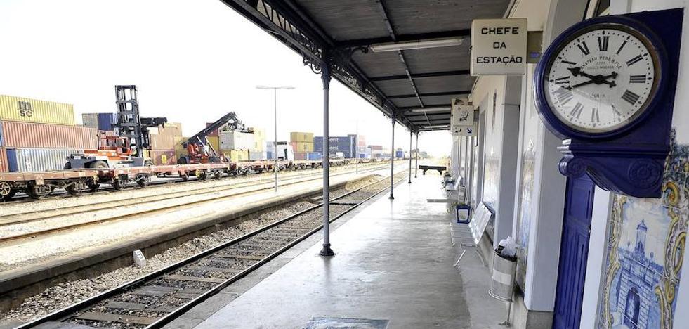 Portugal sacará a concurso en este primer trimestre las obras del tren entre Évora y Elvas