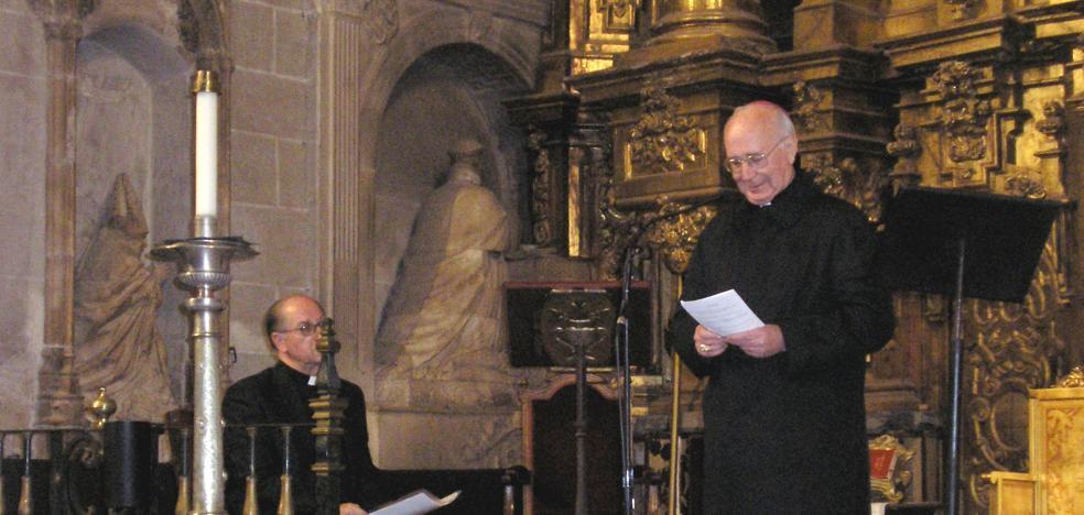 El extremeño Ciriaco Benavente cumple 75 años y debe comunicar su renuncia al Papa