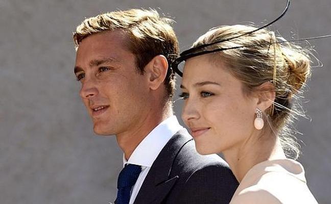 Pierre Casiraghi y Beatrice esperan una niña