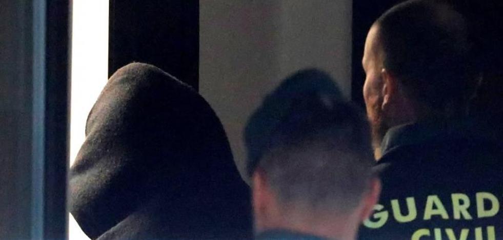 El juez ratifica la cárcel para 'el Chicle' por los casos de Diana Quer y la joven de Boiro